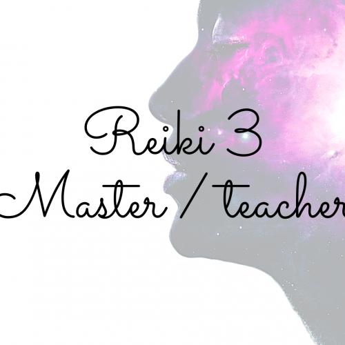 Reiki III © LevensSter