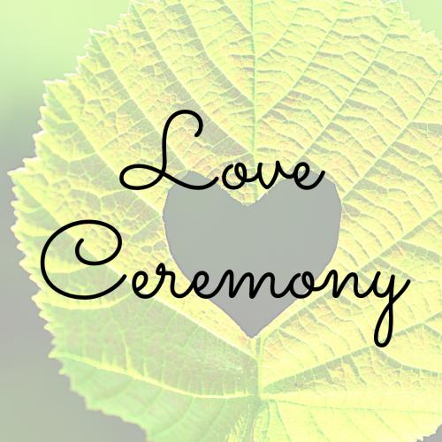 Love Ceremony © LevensSter