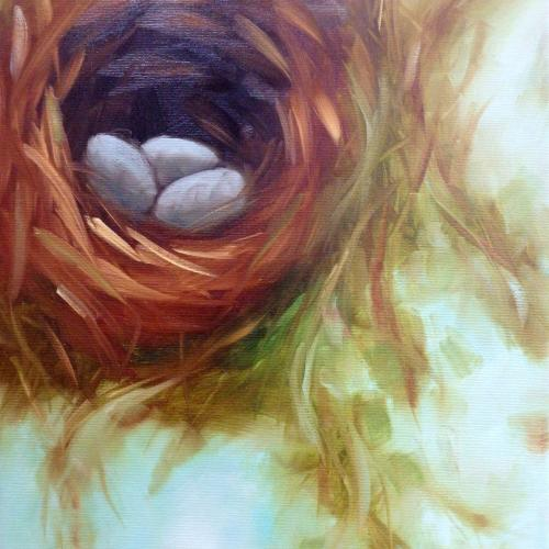 Atelier aan de Vaart nest © lve