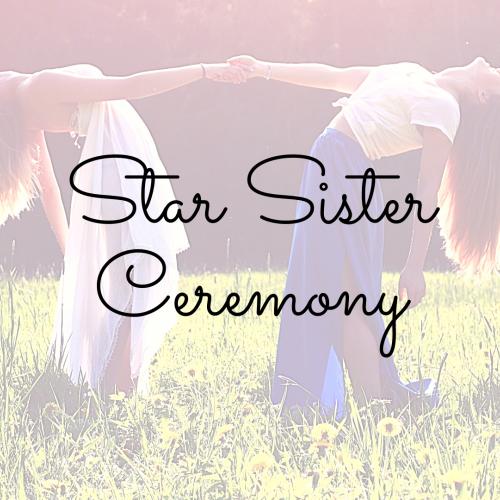 Star sister cermony © LevensSter