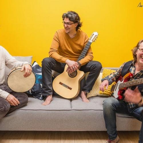 Oleo Trio © Antonio Caraz