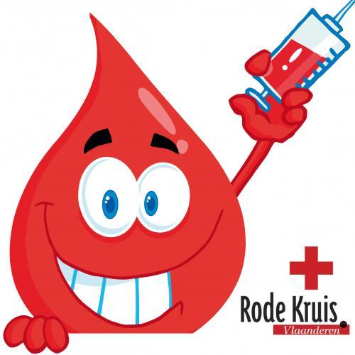 bloed geven © rode kruis
