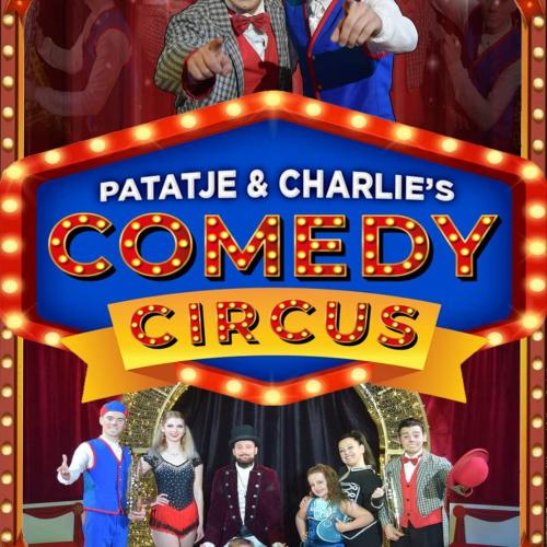 Patatje & Charlie's Comedy Circus © PCCC